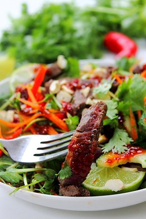 Thai Steak Salad (24)