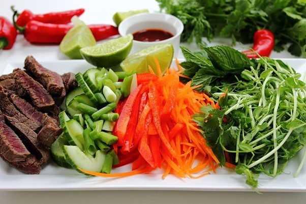 Thai Steak Salad (4)