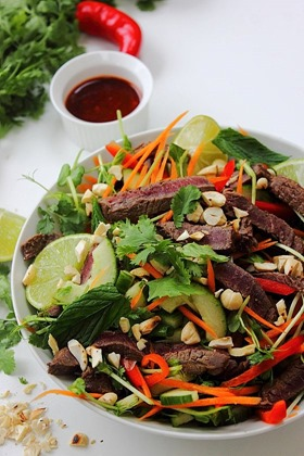 Thai Steak Salad (6)