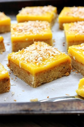 Lemon Curd Shortbread Squares (19)