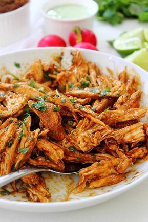 Chipotle Shredded Chicken Lettuce Tacos (17)