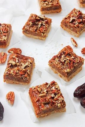 Pecan Pie Squares (1)