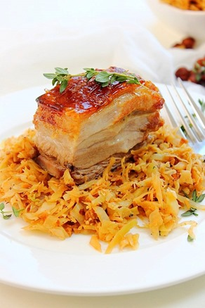 Pork Belly Braised Cabbage (14)