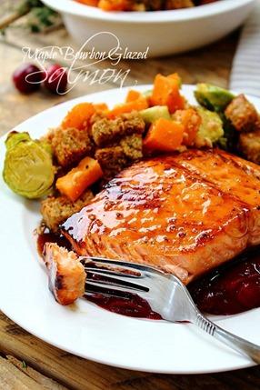 Maple Bourbon Salmon (21) Title