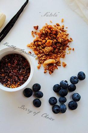 Paleo Porridge (9) Toppings