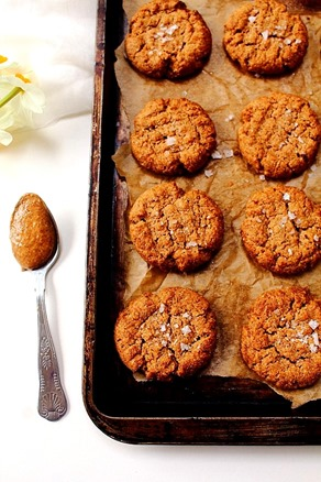 Almond Butter Stevia Cookies (12)
