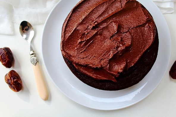 Double Chocolate Fudge Cake (20)