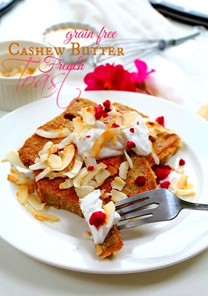 Cashew French Toast (23) title