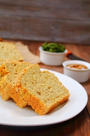Coconut Flour Sandwich Bread (15)