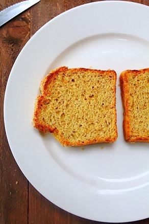 Coconut Flour Sandwich Bread (20)