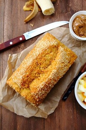 Coconut Flour Sandwich Bread (3)