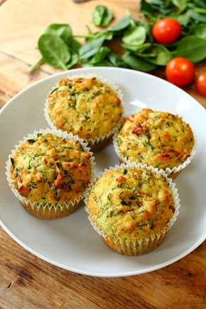 Savoury Breakfast Muffin (3)