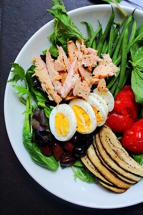 Tuna Salad Cauliflower Bread (1)