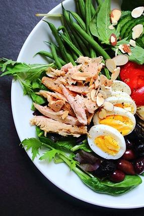 Tuna Salad Cauliflower Bread (8)