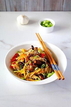 Chicken Chow Mein Paleo (4)