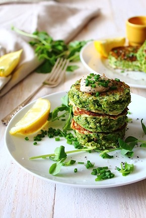 Paleo Broccoli Fritters (2)