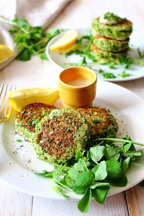 Paleo Broccoli Fritters (4)