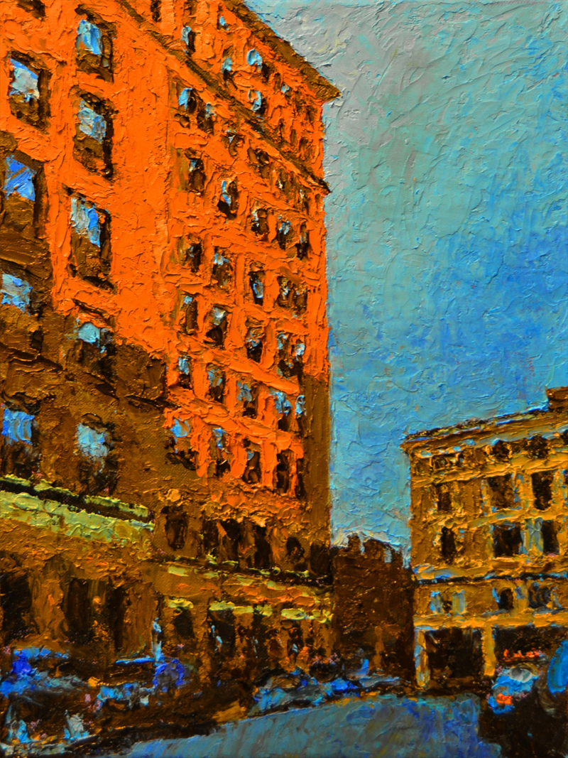 Meridian to State Street by Mark Patnode