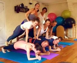 Acro Yoga Kula