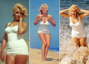 """This should be pretty self explanatory! No Peanut Butter = much better chance of channeling my inner Marilyn Monroe and squeezing my arse into my gorgeous vintage swimsuit come summer!"" #peacocktreelent #vintagevixen #iwilllooklikemarilynifitkillsme"""
