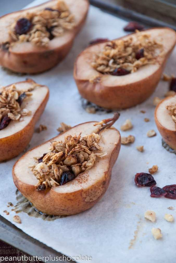 healthy-maple-oat-nut-baked-pears-with-cranberries4