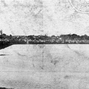 「東京100年散歩 明治と今の定点写真」鷹野晃を読んで、品川の海側のことを思い出す