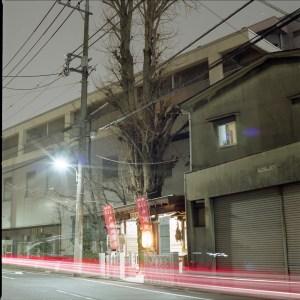 戸越地蔵尊。旧中原街道沿い
