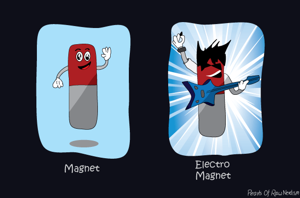 Magnets Love Electro Rock!