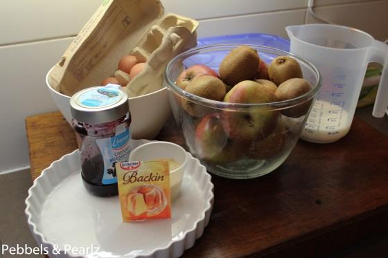 appel kiwi cake 2