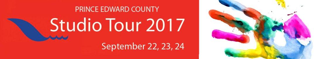 Prince Edward County Studio Tour 2017 September 22, 23, 24