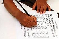 Tabela numérica ajuda a entender a ordem numérica. Foto: Fernando Vivas