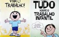 TRABALHO INFANTIL ZIRALDO