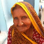 Bhopal survivor