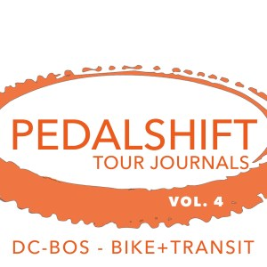folding bike tour podcast