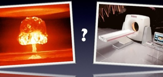 Is your CT Scanner equal to the ABomb?