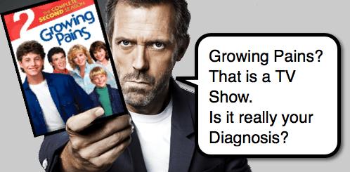 Growing Pain