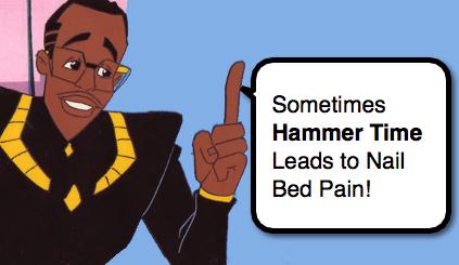 Nail Bed Injury