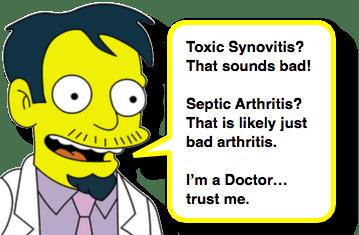 Septic Arthritis