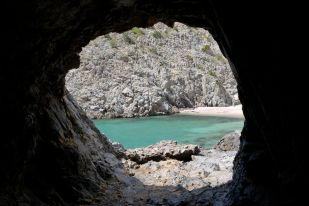 Cala Domestica Tunnel