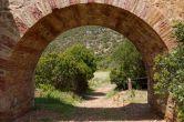 Ancient Railway flyover of Grugua