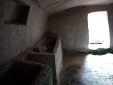 Interno della Tomba Punica