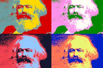 pop-art-marx-terry-collett
