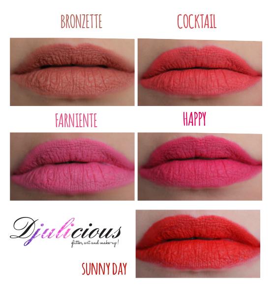 djulicious-mat-liquid-lipstick-swatches