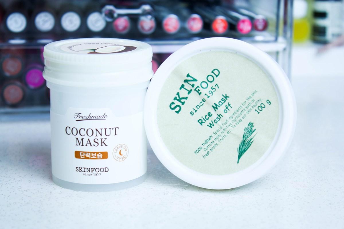 J'ai testé pour vous Skinfood : la marque de cosmétique gourmande !