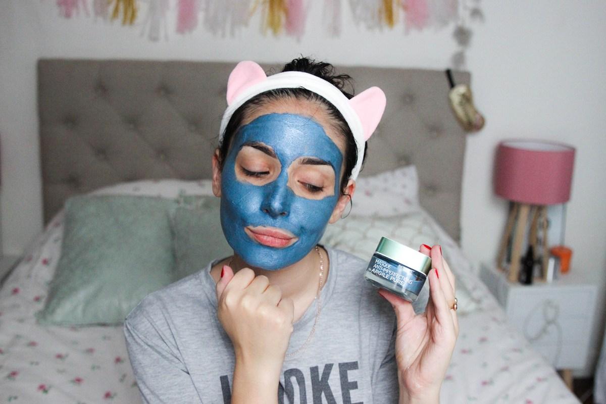 """Masque L'Oréal anti-imperfection : vraiment """"killer"""" de boutons ?"""