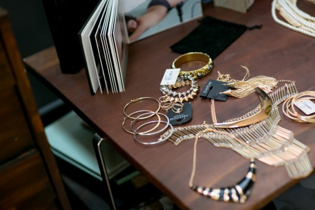Photos of shoes & accessories, taken by Peekaboo Portland
