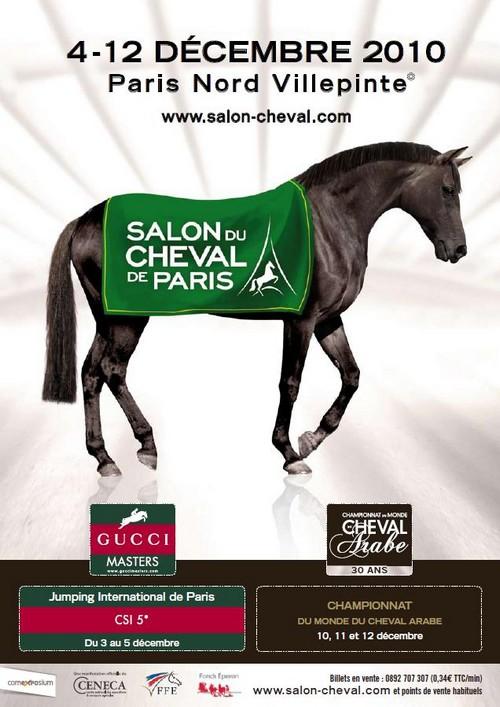 10 invitations pour le salon du cheval gagner - Salon du cheval a mons ...