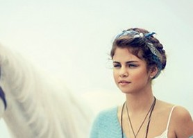 Selena Gomez for Teen Vogue, september 2012
