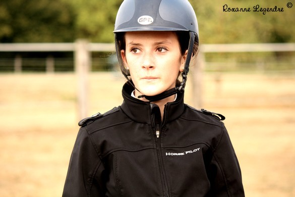 www.pegasebuzz.com | Equestrian Fashion : crash test blouson Horse Pilot