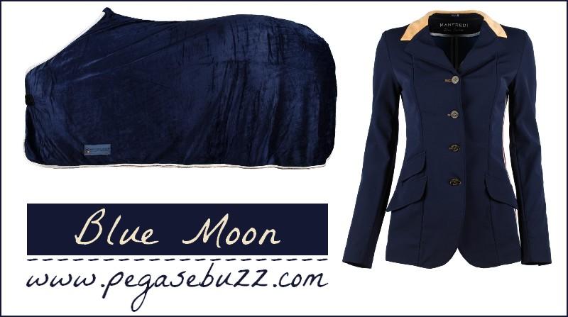 www.pegasebuzz.com | Equestrian fashion : blue moon